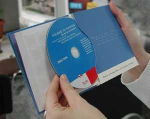 Opakowanie na płyty typu Eko-pak