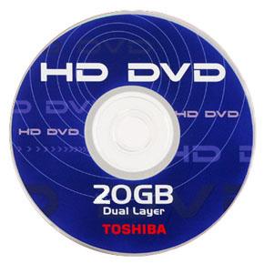 Dysk HD-DVD