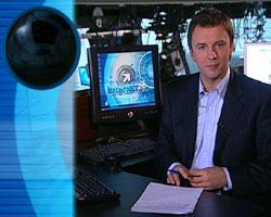 Krzysztof Górlicki - prezenter prowadzący magazyn InterNET24