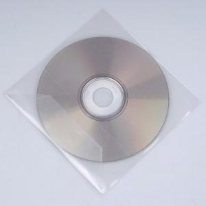 Koperta foliowa na płyty CD/DVD