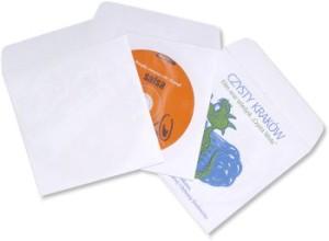 Koperty na płyty CD/DVD