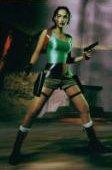 Vanessa Demouy jako Lara Croft