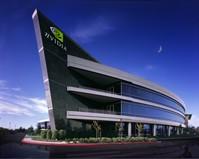 Główna siedziba firmy NVIDIA Corporation w Santa Clara w Kalifornii