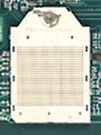 Gniazdo procesora PAC611