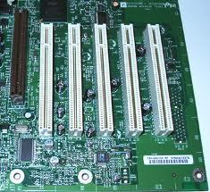 Płyta główna z 5 złączami PCI