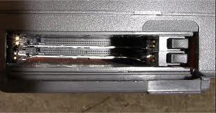 Gniazdo rozszerzeń dla kart PCMCIA w notebooku