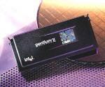 Zdjęcie procesora Pentium 2 w obudowie typu SEC
