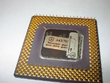 Piny w procesorze