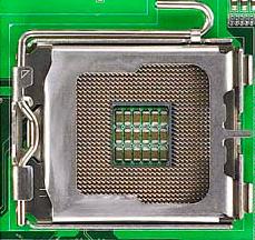 Gniazdo procesora Socket 771