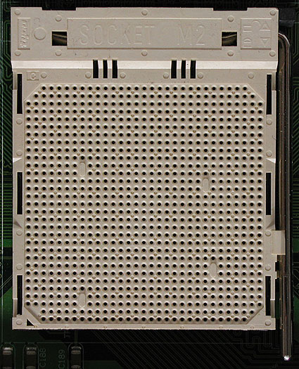Gniazdo procesora Socket AM2